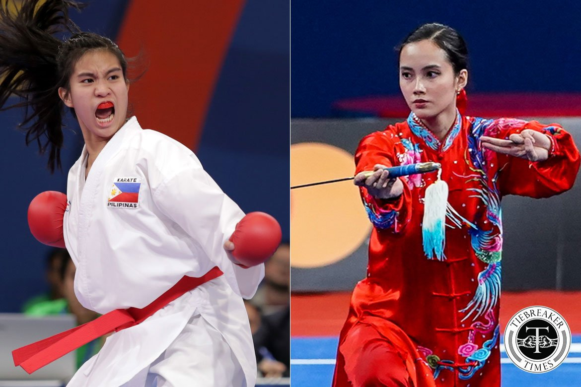 Tiebreaker Times Jamie Lim, Agatha Wong link up for IG Live show 'PUSO: The Battle Against COVID-19' Karate News Wushu  Jamie Lim Coronavirus Pandemic Agatha Wong