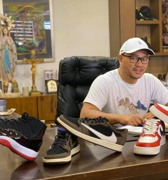 Tiebreaker Times Kit Nieto auctions shoes to raise funds for Cainta Basketball Canada News  Matt Nieto Kit Nieto Coronavirus Pandemic