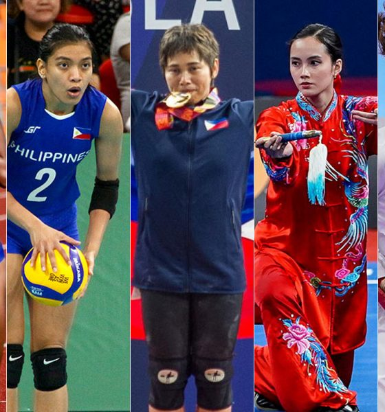 Tiebreaker Times National athletes encourage countrymen to stay fit amid lockdown Brazilian Jiu Jitsu Ice Hockey Karate News Track & Field Volleyball Weightlifting Wushu  Rexor Tacay Mary Joy Tabal Lenard Lancero II Junna Tsukii John Enrico Vasquez Joane Orbon Hidilyn Diaz Gilbert Ombao Coronavirus Pandemic Annie Ramirez Alyssa Valdez Agatha Wong