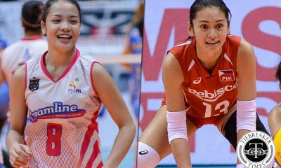 Tiebreaker Times Galanza, Lazaro lead new set of jerseys auctioned by Morado's fundraiser News PSL PVL Volleyball  Pau Soriano Mich Morente Kyla Atienza Jia Morado Jema Galanza Jeanette Panaga Des Cheng Denden Lazaro Coronavirus Pandemic