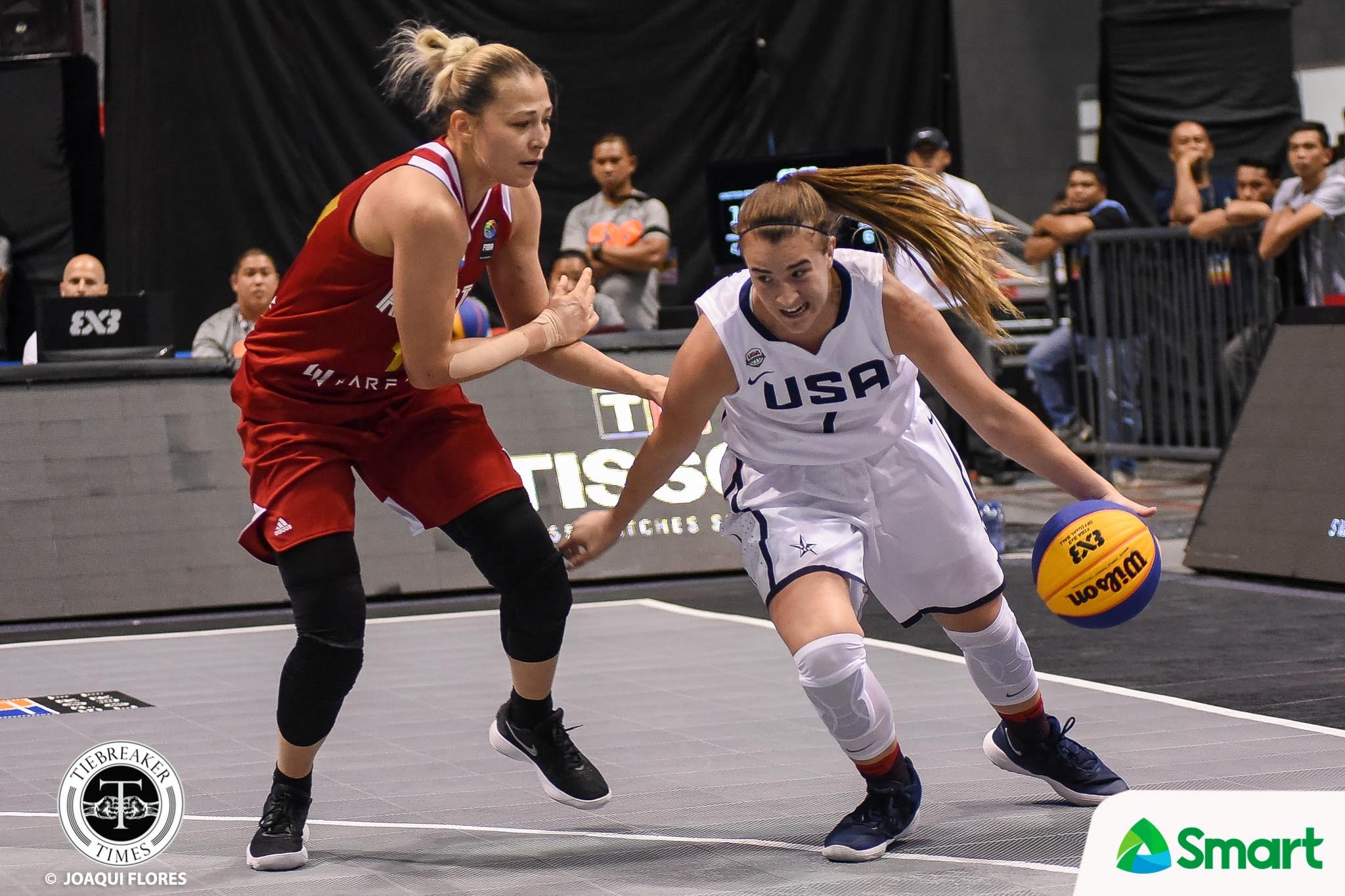 FIBA-3x3-World-Cup-2018-Ionescu WNBA Draft top pick Ionescu played in PH Arena two years ago 2018 FIBA 3X3 World Cup  - philippine sports news