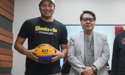 Tiebreaker Times Munzon, Pasaol, Chooks 3x3 pool grateful as Mascariñas will not cut players amid crisis 3x3 Basketball Chooks-to-Go Pilipinas 3x3 News  Troy Rike Santi Santillan Ronald Mascarinas Karl Dehesa JR Alabanza Joshua Munzon Franky Johnson Dylan Ababou Coronavirus Pandemic Chris De Chavez Alvin Pasaol 2020 Chooks-to-Go Pilipinas 3x3 Season