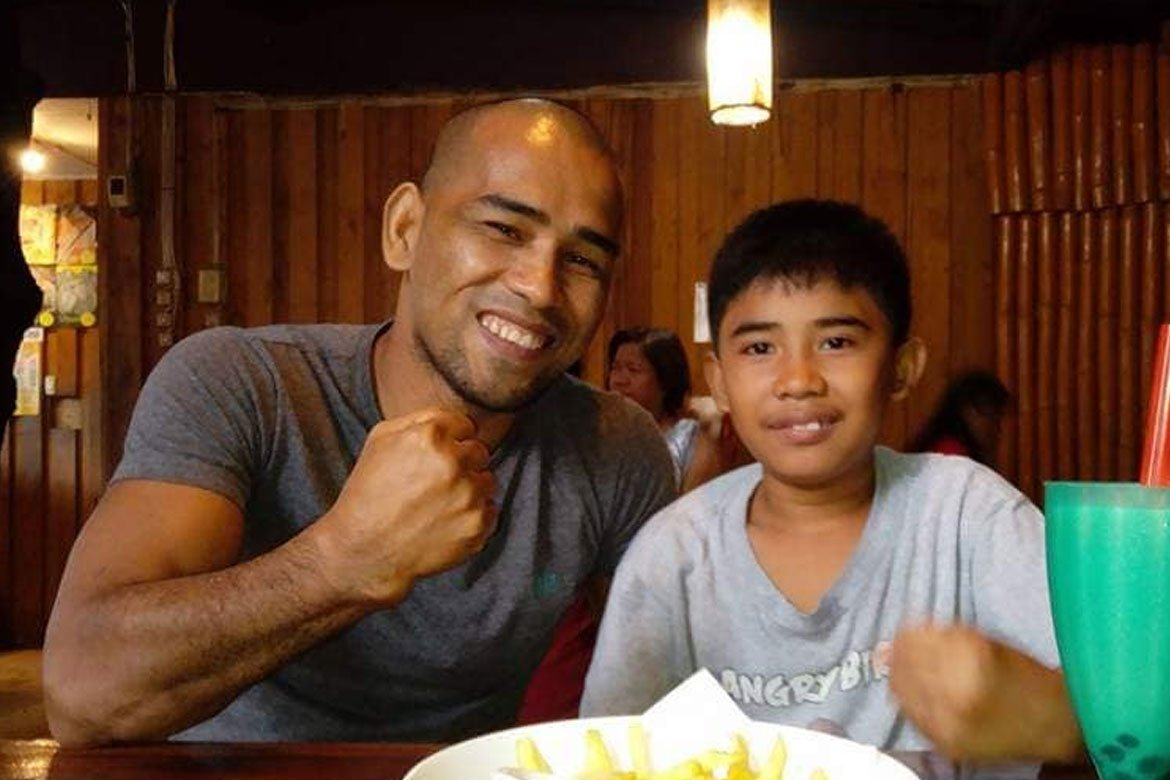Tiebreaker Times Rene Catalan confident son Rene Jr. will carry on legacy Mixed Martial Arts News ONE Championship  Rene Catalan Jr. Rene Catalan Catalan Fighting System
