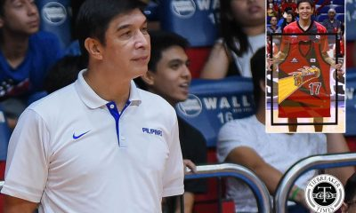 Tiebreaker Times Jong Uichico does not take credit for Olsen Racela's success: 'He made himself better' Basketball News PBA  San Miguel Beermen Olsen Racela Jong Uichico Hoop Coaches International Webinar