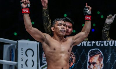 Tiebreaker Times How Rene Catalan pushed brother Robin to greater heights Mixed Martial Arts News ONE Championship  Robin Catalan Rene Catalan Catalan Fighting System