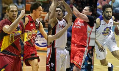 Tiebreaker Times Who are the next five greatest PBA players? Basketball News PBA  Ranidel De Ocampo PBA Season 45 Olsen Racela Nelson Asaytono June Mar Fajardo Danny Seigle