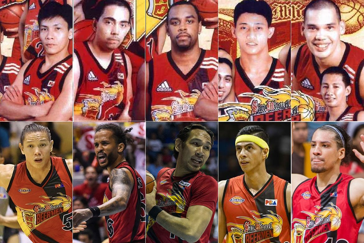 Tiebreaker Times Danny Ildefonso believes their batch of San Miguel will beat current Beermen Basketball News PBA  San Miguel Beermen Olsen Racela Jong Uichico Danny Seigle Danny Ildefonso