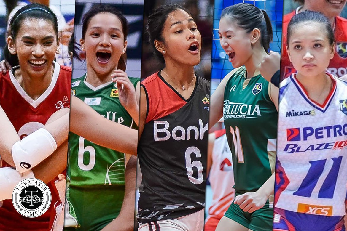 Tiebreaker Times Gervacio, Mika Reyes lead St. Scho alums in helping school's relief ops News PSL PVL Volleyball  Pia Gaiser Mika Reyes Michelle Cobb Justine Ferrer Jessey De Leon Dzi Gervacio Coronavirus Pandemic Camille Ramos