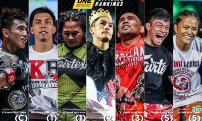 Tiebreaker Times Kevin Belingon, Denice Zamboanga top challengers in divisions as ONE releases official rankings Mixed Martial Arts News ONE Championship  Rene Catalan Reece McLaren ONE Official Rankings Lito Adiwang Kevin Belingon Joshua Pacio Gina Iniong Denice Zamboanga Danny Kingad