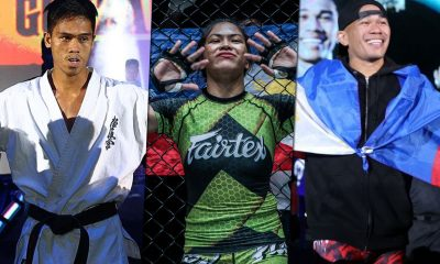Tiebreaker Times Denice Zamboanga, Trestle Tan, Ramon Gonzales endure lockdown away from home Mixed Martial Arts News ONE Championship  Trestle Tan Ramon Gonzales Denice Zamboanga Coronavirus Pandemic