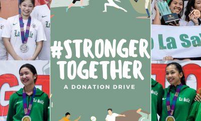 Tiebreaker Times DLSU athletes band together, organize fundraising for guests in Razon DLSU News UAAP  Pat Eusebio Nicole Alcaraz Iyah Sevilla Coronavirus Pandemic Ace Agustin