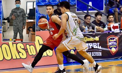 Tiebreaker Times Ex-Imus guard RK Morales called up to serve Air Force Basketball MPBL News  RK Morales Coronavirus Pandemic