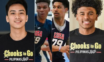 Tiebreaker Times Who are Kai's and Jalen's teammates Isaiah Todd and Daishen Nix? Basketball News  Kai Sotto Jalen Green Isaiah Todd Daishen Nix 2020-21 NBA G-League Season