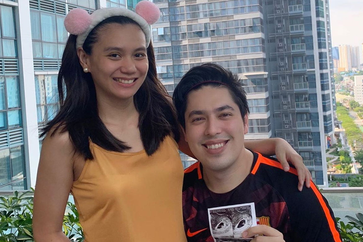 Tiebreaker Times Paneng Mercado announces pregnancy on Mothers Day News PVL Volleyball  Petro Gazz Angels Paneng Mercado 2020 PVL Season