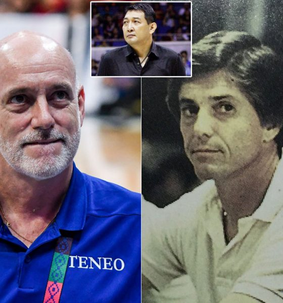 Tiebreaker Times Caidic hopes Gilas continues to pattern program to NCC Basketball Gilas Pilipinas News  Gilas Pilipinas Men Allan Caidic