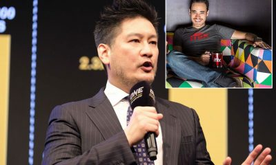 Tiebreaker Times First guest CEO on The Apprentice: ONE Championship Edition unveiled News ONE Championship  Patrick Grove Chatri Sityodtong Apprentice: ONE Championship