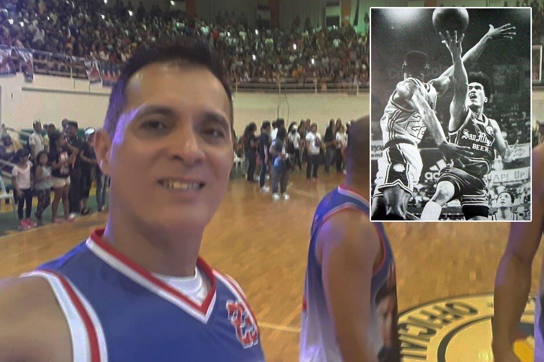 Tiebreaker Times Who does Bong Alvarez consider as the original 'Mr. Excitement' Basketball News PBA  Samboy Lim Hoop Coaches International Webinar Bong Alvarez