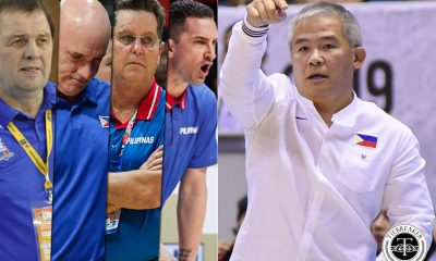 Tiebreaker Times Chot Reyes says local coach still best for Gilas: 'We don't need a foreigner' Basketball Gilas Pilipinas News  World Hoops Clinic Tim Cone Tab Baldwin Rajko Toroman Mark Dickel Chot Reyes
