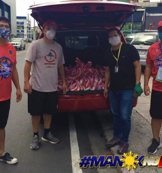 Tiebreaker Times Sarangani Marlins, GenSan Warriors link up to help MPBL staff Uncategorized  Sarangani Province (MPBL) Mermann Flores Manny Pacquiao John Kallos General Santos City Warriors Coronavirus Pandemic