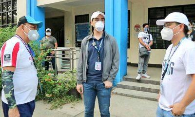 Tiebreaker Times Vico Sotto blasts 'ex-PBA player' for verbally abusing Pasig frontliners Basketball News PBA  Vico Sotto Coronavirus Pandemic