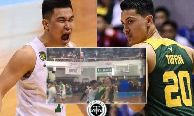 Tiebreaker Times Tuffin learned a lot from Montalbo: 'There's mutual respect there' Basketball FEU News  Kib Montalbo Kenneth Tuffin FEU Men's Basketball Andrei Caracut