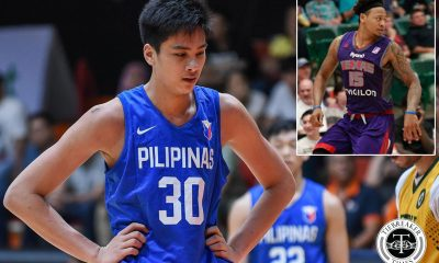 Tiebreaker Times Ray Parks glad Kai Sotto will be able to support family in G League Basketball News  Kai Sotto Bobby Ray Parks Jr. 2020-21 NBA G-League Season
