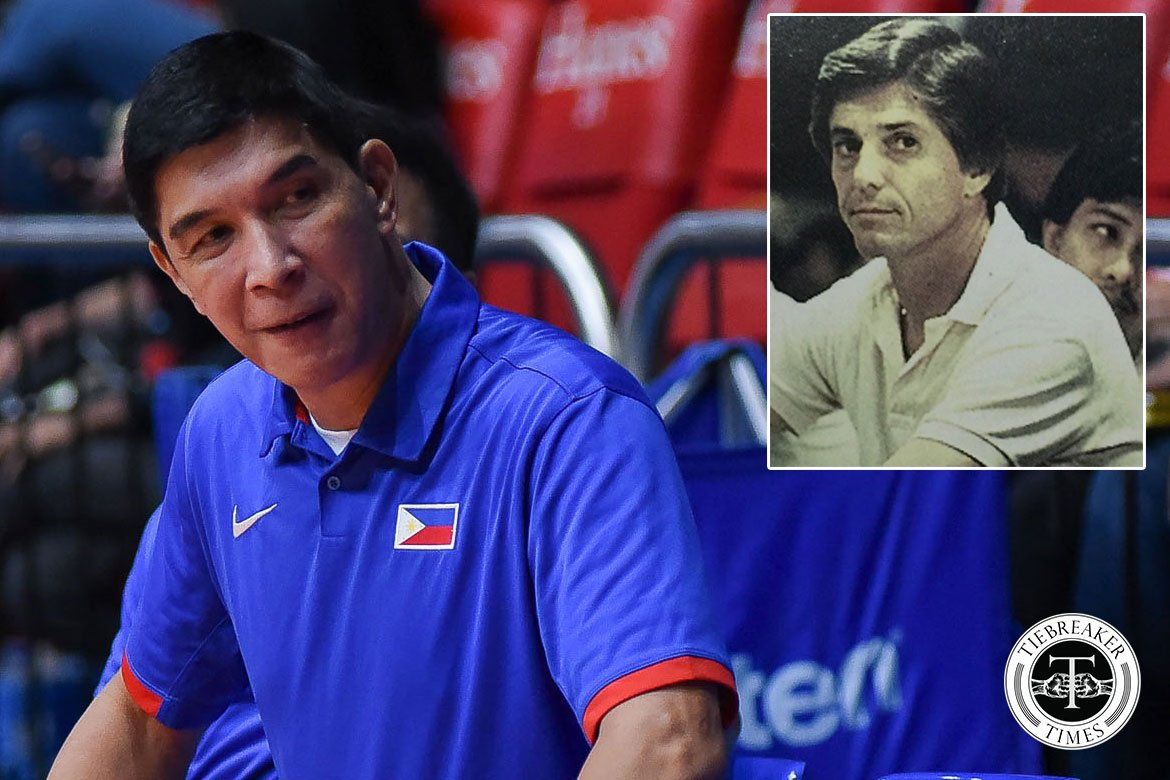 Tiebreaker Times Jong Uichico's most important learning from Ron Jacobs was beyond Xs and Os Basketball Gilas Pilipinas News  SBP Coaches Academy Ron Jacobs Jong Uichico