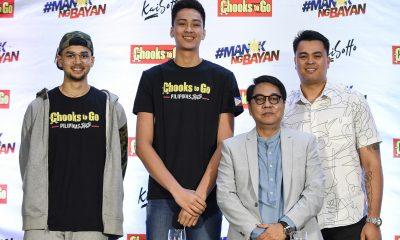 Tiebreaker Times Ronald Mascariñas believes Kai Sotto had family in mind in G League decision Basketball News  Ronald Mascarinas Kai Sotto 2020-21 NBA G-League Season