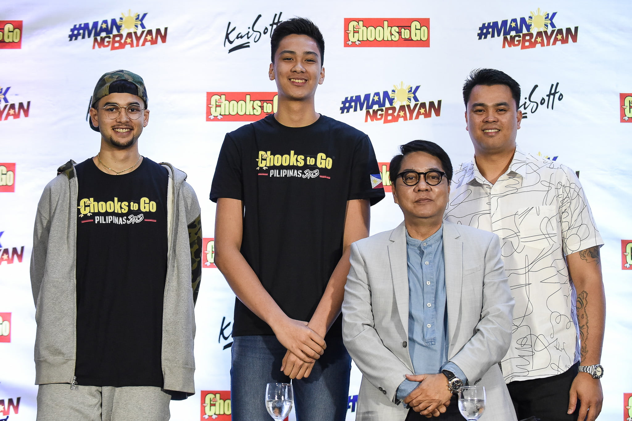 Tiebreaker Times Ronald Mascariñas believes Kai Sotto had family in mind in G League decision Basketball News  Ronald Mascarinas Kai Sotto 2020-21 NBA G-League Season