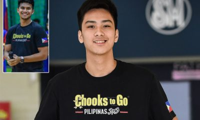 Tiebreaker Times Kiefer Ravena warns Kai Sotto of tough journey ahead in G League Basketball News  Kiefer Ravena Kai Sotto 2020-21 NBA G-League Season