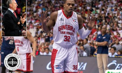 Tiebreaker Times Justin Brownlee was trailblazer in positionless basketball, says ex-coach Mike Dunlap Basketball News PBA  PBA Season 45 mike dunlap Justin Brownlee Hoop Coaches International Webinar