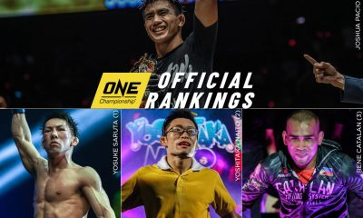 Tiebreaker Times Rene Catalan looks to scale strawweight ladder once more Mixed Martial Arts News ONE Championship  Rene Catalan ONE Official Rankings Catalan Fighting System