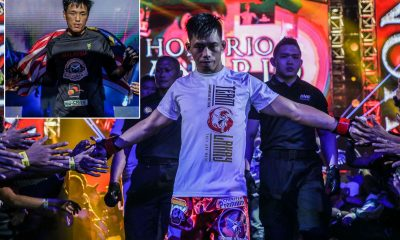 Tiebreaker Times Honorio Banario responds to Keanu Subba's challenge: 'I'm fine with it' Mixed Martial Arts News ONE Championship  Team Lakay Keanu Subba Honorio Banario
