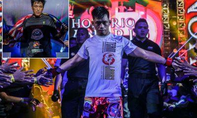 Tiebreaker Times Honorio Banario responds to Keanu Subba's challenge: 'I'm fine with it' Mixed Martial Arts News ONE Championship  Team Lakay Keanu Subba Honorio Banario