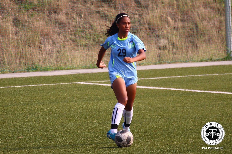Tiebreaker Times PWNFT youth team standout Bea Luna, 16, passes away Football News Philippine Malditas  Philippine Girls U15 Football Team Beatrice Luna