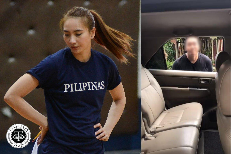 Tiebreaker Times Rachel Daquis details scary encounter with alleged stalker News PSL Volleyball  Rachel Daquis Cignal HD Spikers 2020 PSL Season