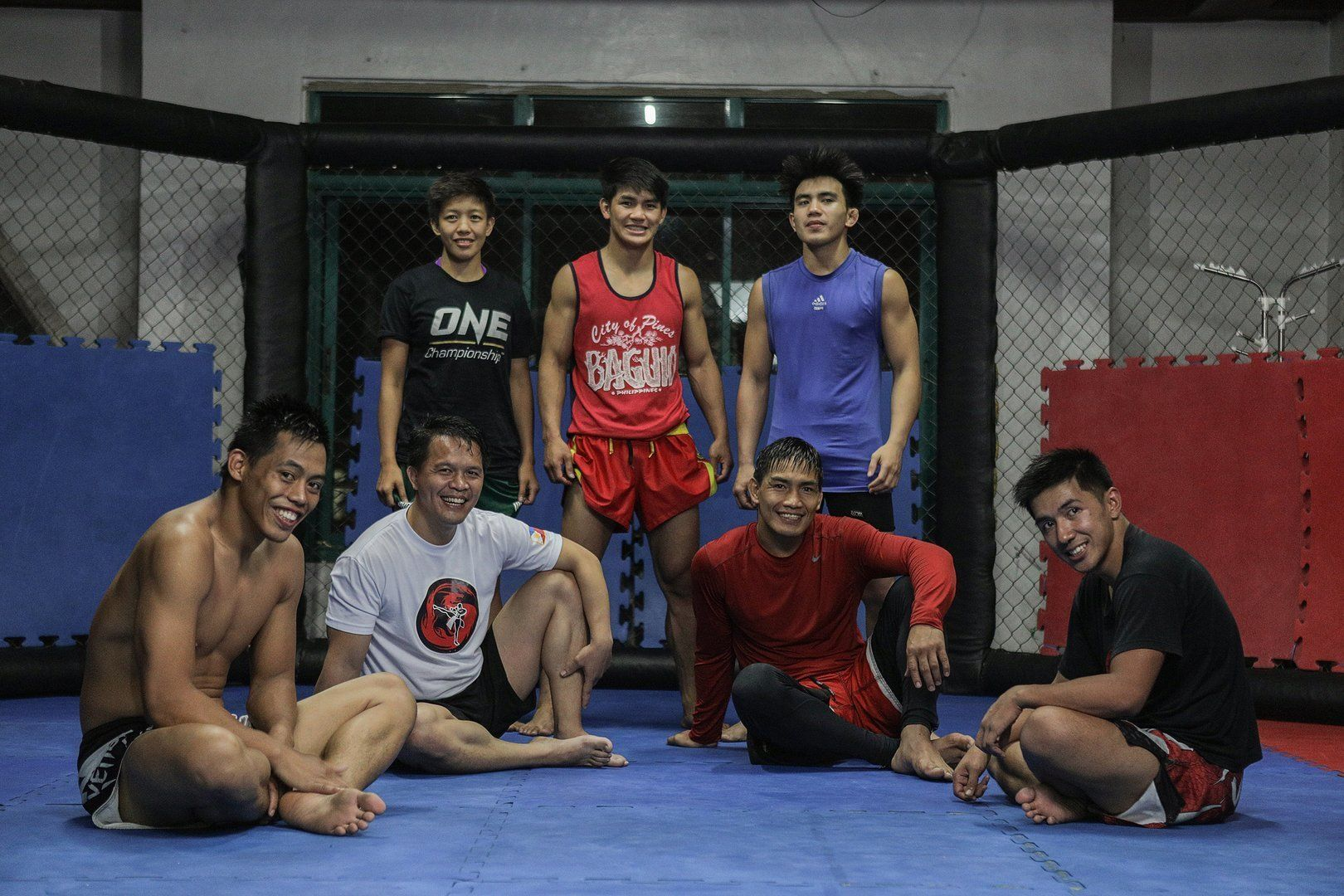 Tiebreaker Times How is Team Lakay coping with ECQ? Mixed Martial Arts News ONE Championship  Team Lakay Mark Sangiao Lito Adiwang Kevin Belingon Honorio Banario Geje Eustaquio Edward Kelly Eduard Folayang Danny Kingad