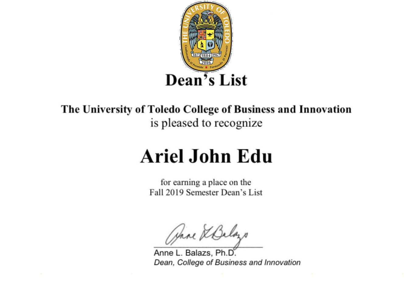Tiebreaker Times AJ Edu makes Dean's List in University of Toledo Basketball News  University of Toledo Rockets AJ Edu