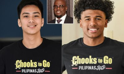 Tiebreaker Times Kai Sotto, Jalen Green to be under agent Aaron Goodwin Basketball News  Kai Sotto Jalen Green East West Private Aaron Goodwin 2020-21 NBA G-League Season