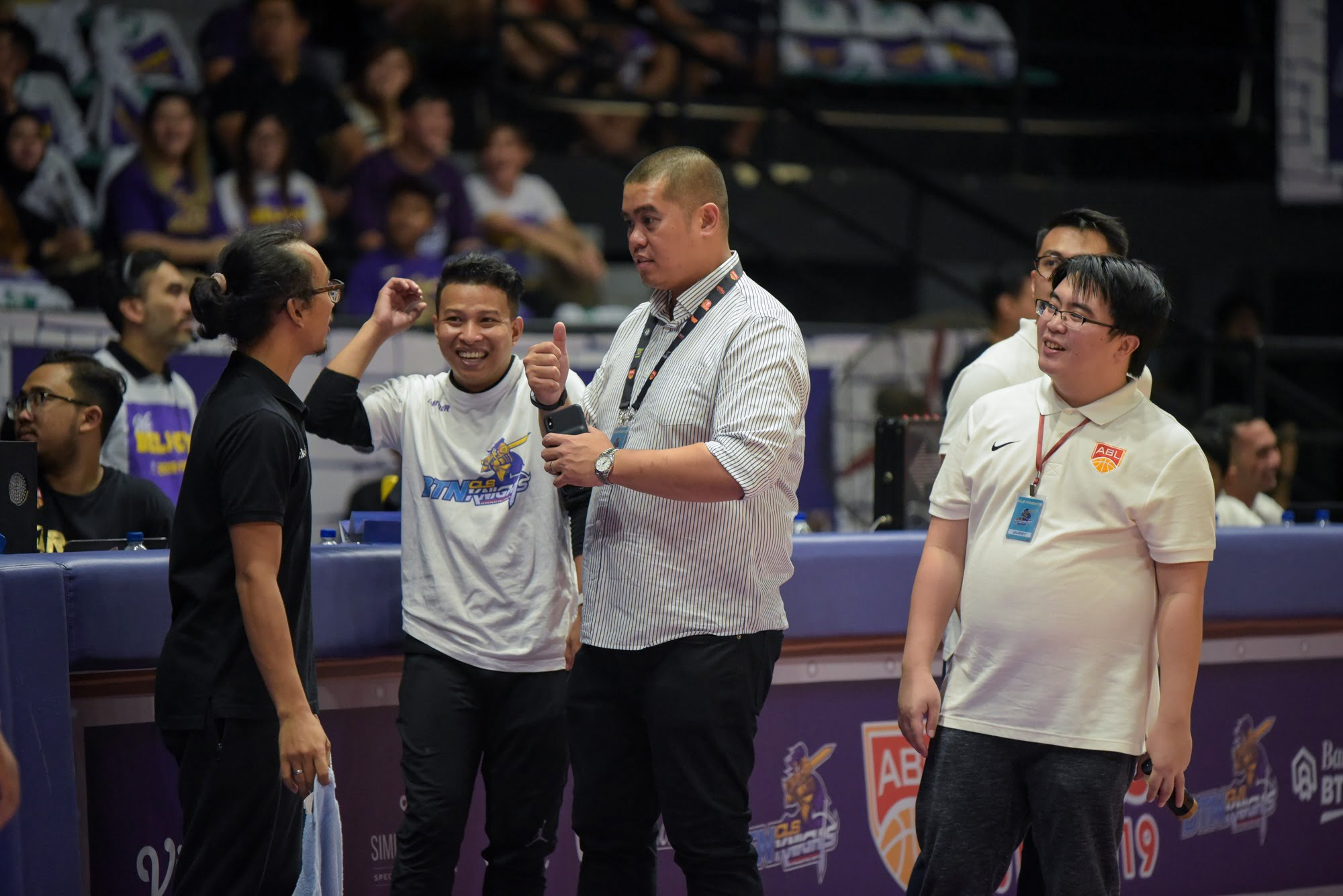 Tiebreaker Times Jericho Ilagan accepts fact that ABL will be last to resume operations ABL Basketball News  Jericho Ilagan abl season 10 2019-20 ABL Season