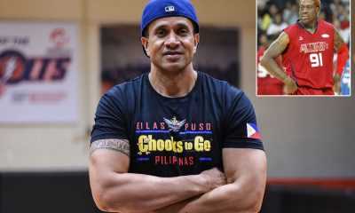 Tiebreaker Times Asi Taulava will never forget time he shared court with Dennis Rodman Basketball News PBA  PBA Season 45 Hoop Coaches International Webinar Dennis Rodman Asi Taulava