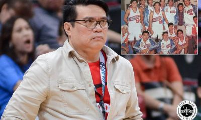 Tiebreaker Times Derrick Pumaren recalls 1995 Sunkist team that nearly won Grand Slam Basketball News PBA  Vergel Meneses Sunkist Orange Juicers Nelson Asaytono Kenneth Duremdes Hoop Coaches International Webinar Derrick Pumaren Boybits Victoria