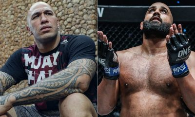 Tiebreaker Times Brandon Vera all praises for Arjan Bhullar ahead of title defense Mixed Martial Arts News ONE Championship  Brandon Vera Arjan Bhullar