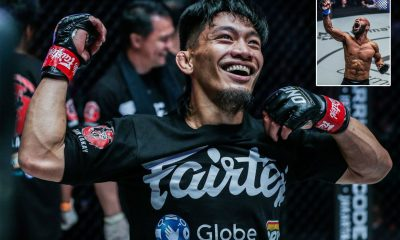 Tiebreaker Times Lito Adiwang reveals dream match-up Mixed Martial Arts News ONE Championship  Team Lakay Lito Adiwang Demetrious Johnson