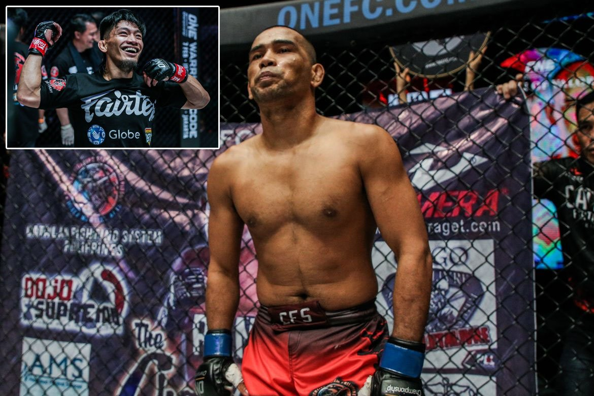 Tiebreaker Times Rene Catalan gives Lito Adiwang high praise: 'He's not far from a World Championship' Mixed Martial Arts News ONE Championship  Rene Catalan Lito Adiwang Catalan Fighting System
