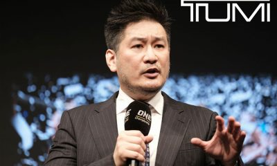 Tiebreaker Times ONE, TUMI set to launch luxury esports bag on 'The Apprentice' ESports News ONE Championship  Chatri Sityodtong Carlos Alimurung Apprentice: ONE Championship