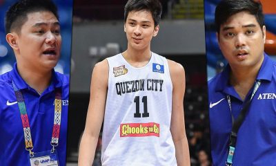 Tiebreaker Times Kai Sotto's Ateneo HS coaches in unison: He has to work on power in G League ADMU Basketball News  Reggie Varilla Kai Sotto Joe Silva Ateneo Boys Basketball 2020-21 NBA G-League Season