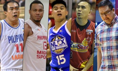 Tiebreaker Times Yeng Guiao bares top five players coached Basketball News PBA  Yeng Guiao Willie Miller Vergel Meneses PBA Season 45 Paul Lee Nelson Asaytono Kiefer Ravena Hoop Coaches International Webinar