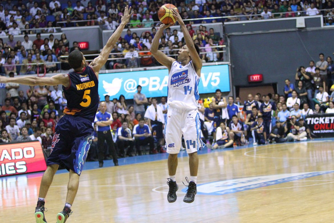 Tiebreaker Times Mark Barroca looks back at breakout moment with San Mig Coffee Basketball News PBA  San Mig Coffee Mixers PBA Season 40 Mark Barroca