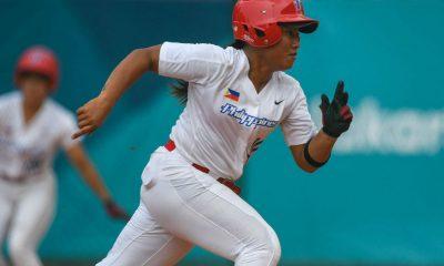 Tiebreaker Times Gel Ursabia forever grateful to 'second mom' Ana Santiago News Softball  RP Blu Girls Angelie Ursabia Ana Santiago